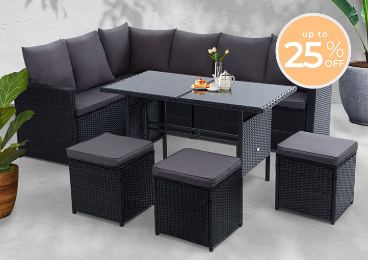 Outdoor Dining Furniture Outdoor Dining Table Zanui
